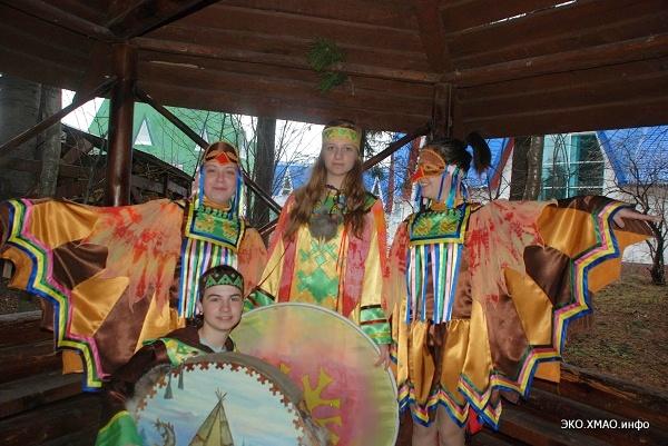 Соболь - пример экологической активности всей Югры