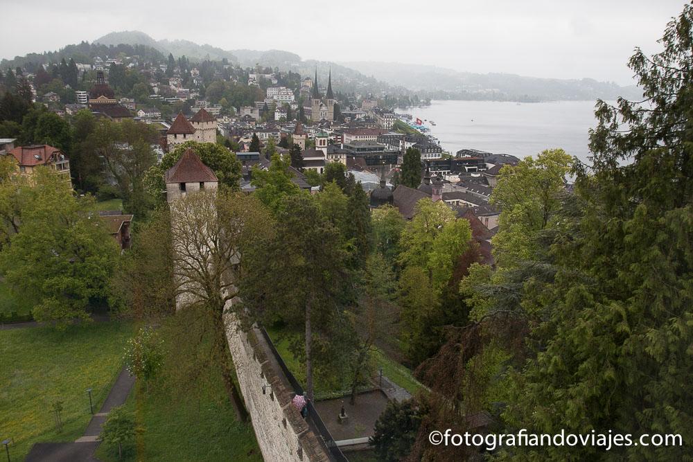 Murallas de Lucerna