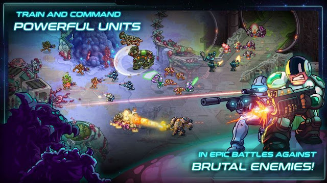 Iron Marines APK MOD OBB for Android Download