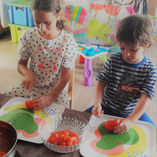 recette tomates farcies maison enfant étape photo facile rapide simple