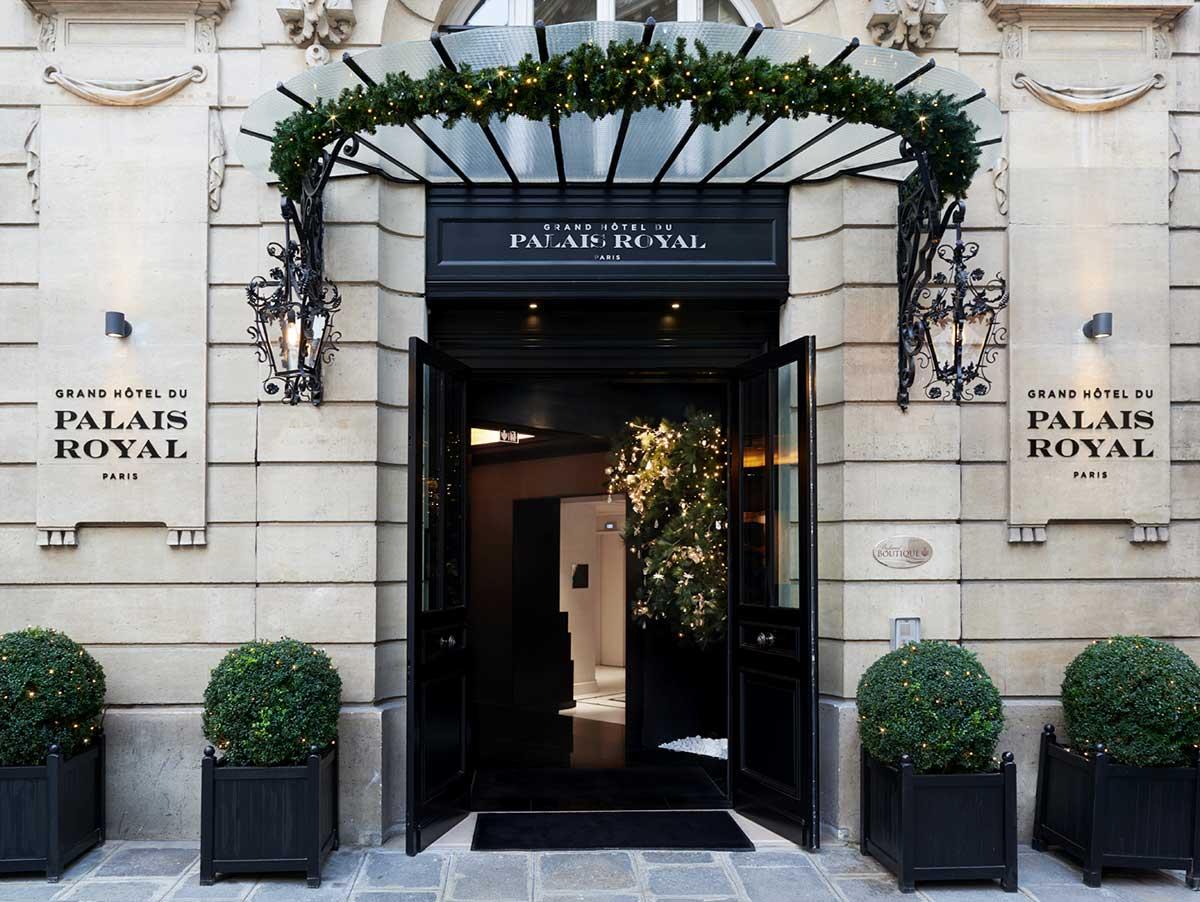 Dreams in hd - Grand hotel du palais royal ...