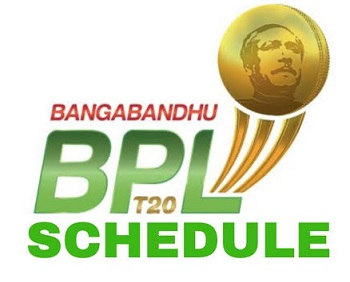 BPL T20 Cricket 2019-20 Schedule and Fixture