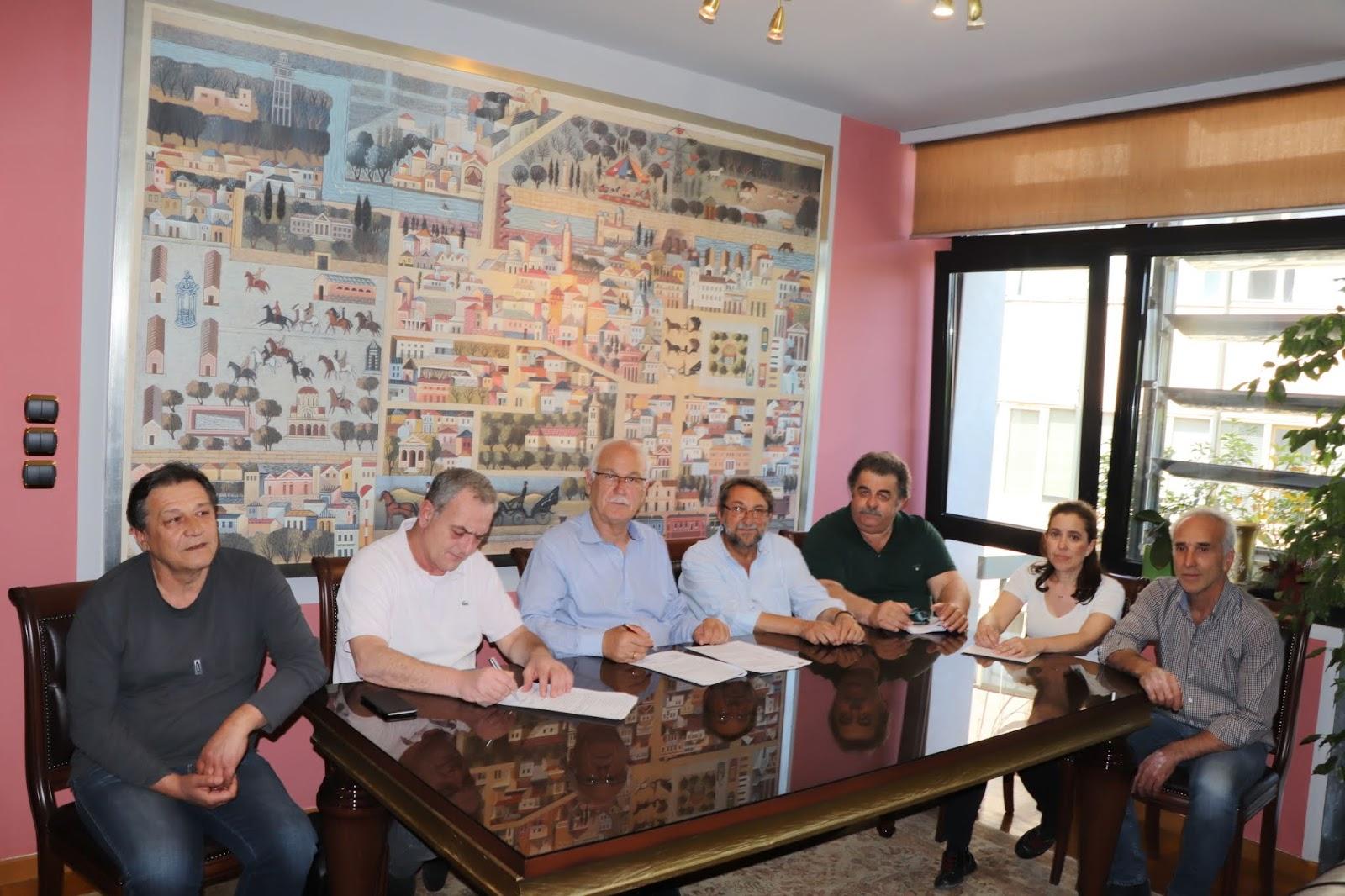 Επισκευές - συντηρήσεις σχολείων της Λάρισας ύψους 1,8 εκ. ευρώ