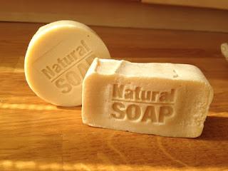 sapone alla calendula melissa lavanda