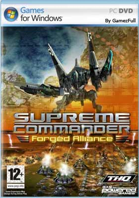 Supreme Commander Forged Alliance [Full] Español [MEGA]