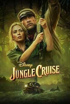 Baixar Jungle Cruise Torrent Dublado - WEB-DL 1080p / 2160p 4K