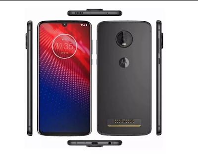 تعرف علي مواصفات هاتف Moto Z4 المزود بكاميرا خرافية مقدم من شركة Motorola