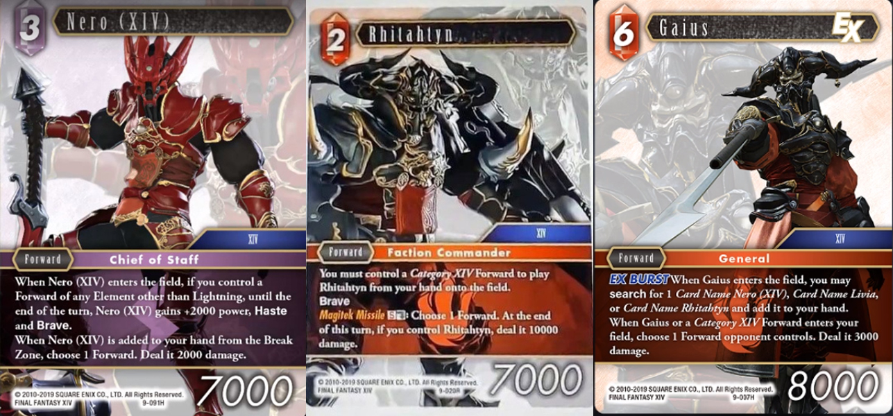 Astrologian Ffxiv Cards
