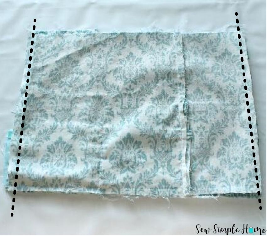how to sew an organizer bag