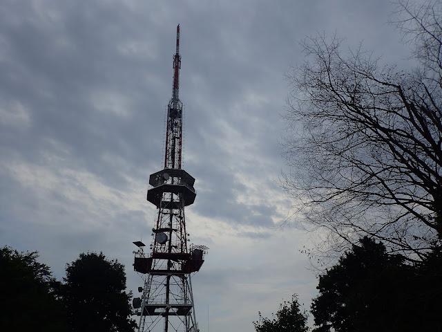 Wieża telewizyjna na Ślęży