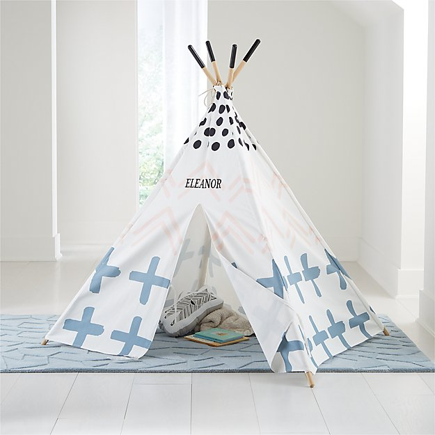Crate and Kids Tee Pee