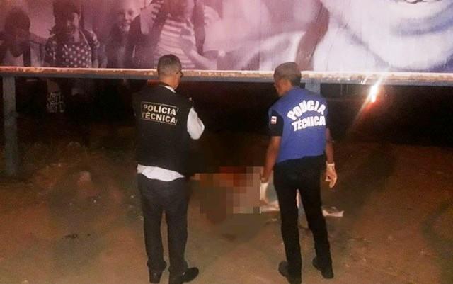 Jovens são mortos durante ataque a tiros por grupo armado no Entroncamento de Jaguaquara