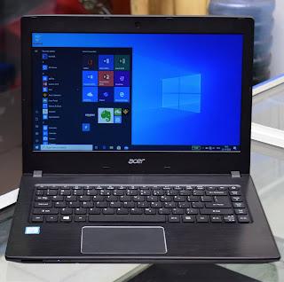 Jual Acer TravelMate P249-G2-M ( Core i3-7130U ) Malang