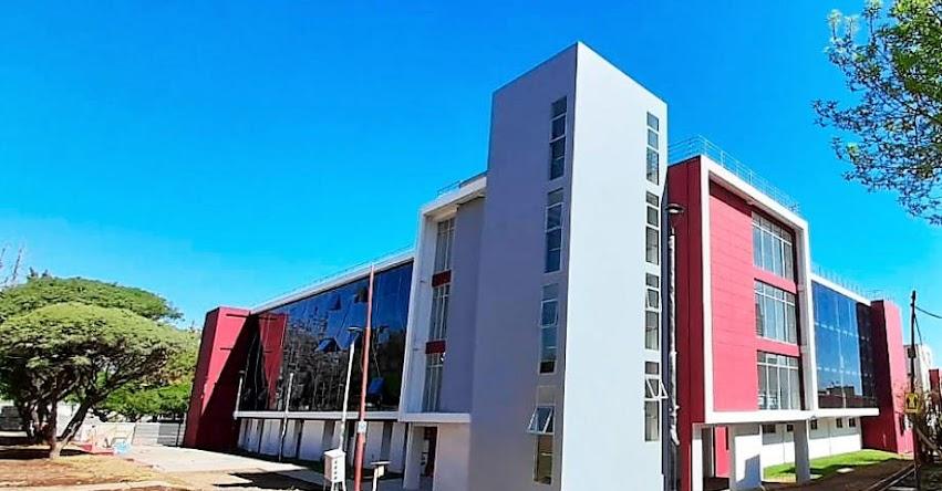 UNSA: Inauguran moderna infraestructura para estudiantes de Ingeniería de Telecomunicaciones y Ciencias de la Computación en la Universidad Nacional de San Agustín de Arequipa