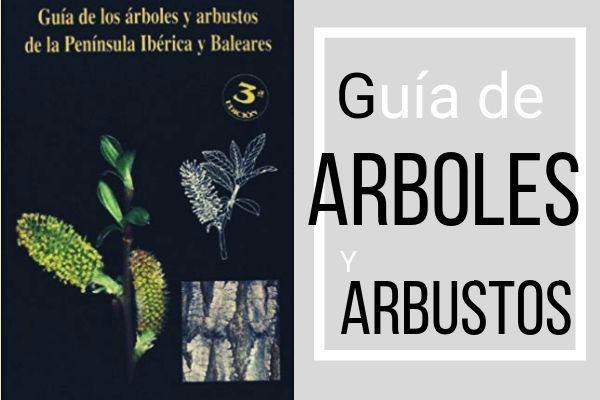 Aquí es donde se puede comprar la guía de arboles y arbustos de la Península Ibérica y Baleares