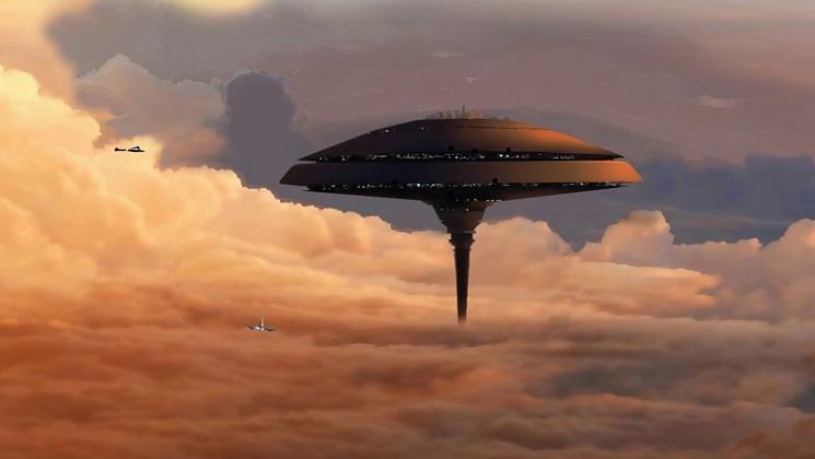 Misteri UFO Raksasa yang Tiba-tiba Muncul di Langit Amerika