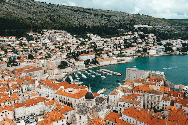 Do Aeroporto de Dubrovnik para o centro da cidade