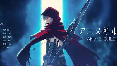 """El estudio ufotable presenta un vídeo de apertura para el bloque """"Anime Guild"""" de BS Fuji."""