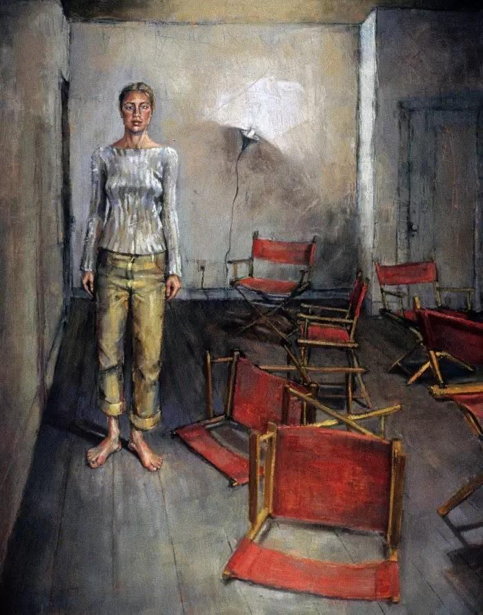 Женщина и домашняя обстановка. Amy Freeman