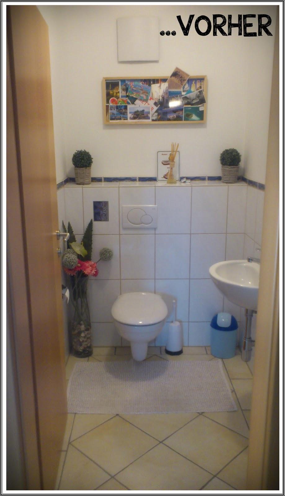 diy vorher nachher wc makeover wohnprojekt wohnblog f r interior diy und lifestyle. Black Bedroom Furniture Sets. Home Design Ideas