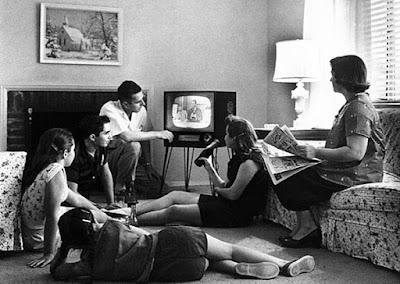Comerciais antigos de televisão