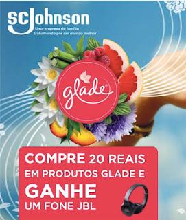Ganhe Fone JBL na Promoção Glade 2020