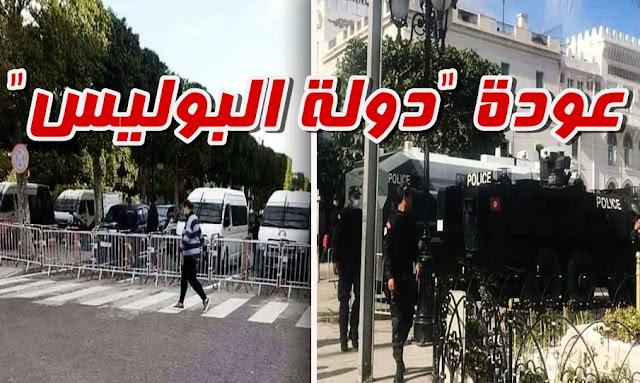 Tunisie : vers un retour de l'État policier ?