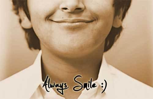 Perpanjang Umur Hanya Dengan Senyuman
