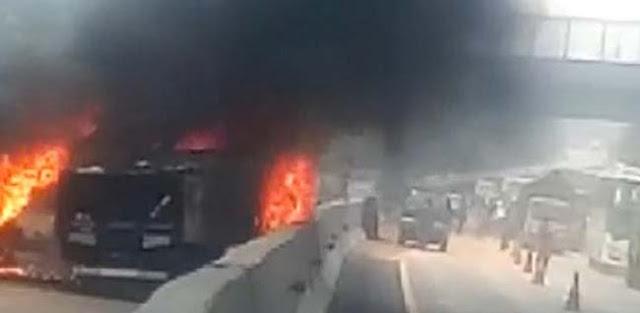 Update, Korban meninggal akibat Kecelakaan Beruntun Di Cipularang Jadi 9 Orang