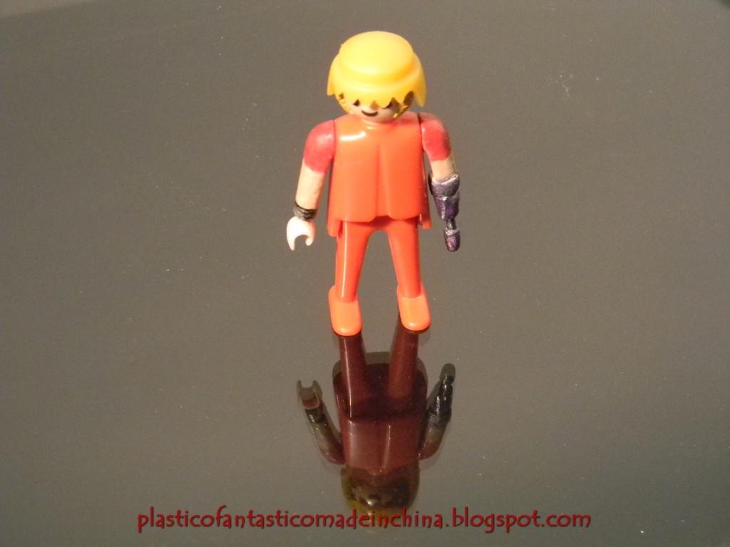 Plástico Fantástico Madeinchina Playmobil Custom Space