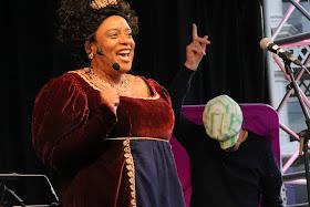 Puccini, arr: Burke: Toscatastrophe! - Gwenneth-Ann Rand, Colin Carmichael - Tête à Tête: The Opera Festival
