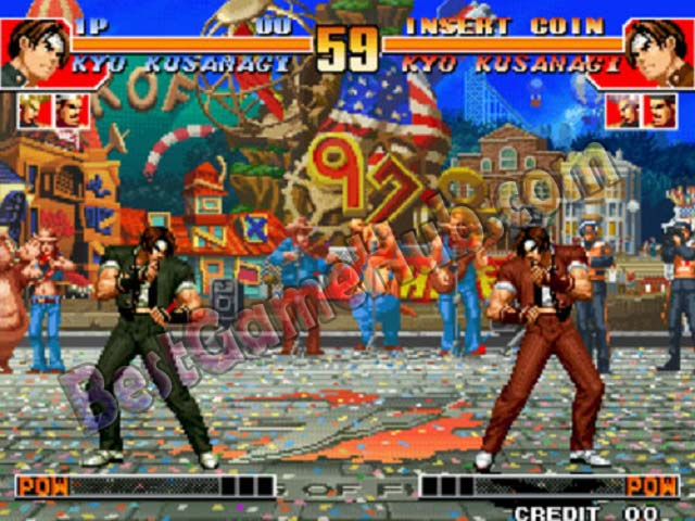 King Of Fighters 97 Torrent Game Free Download