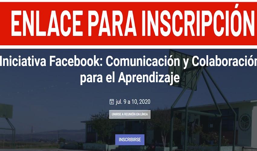 Ruta de implementación estratégica: Facebook capacitación en Herramientas Digitales (8 y 9 de julio)