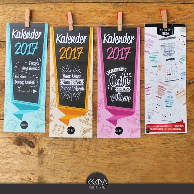 Kalender Cuti 2017