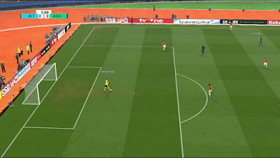 PES 2017 AZ Pitch Resurrection by AZ_Mods