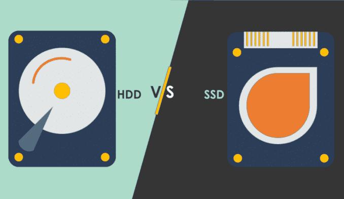 perbedaan hosting ssd dan non ssd