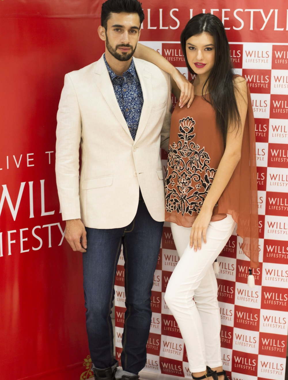 Wills lifestyle autumn winter 2016 new collection Bangalore fashion blog