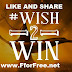 Wish To Win #Flipkart Gift Vouchers