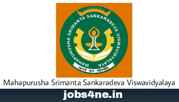 mahapurusha-srimanta-sankaradeva-viswavidyalaya-recruitment-2017