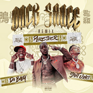 New Music: Saint Vinci - Duck Sauce Remix Featuring DaBaby And Phresher