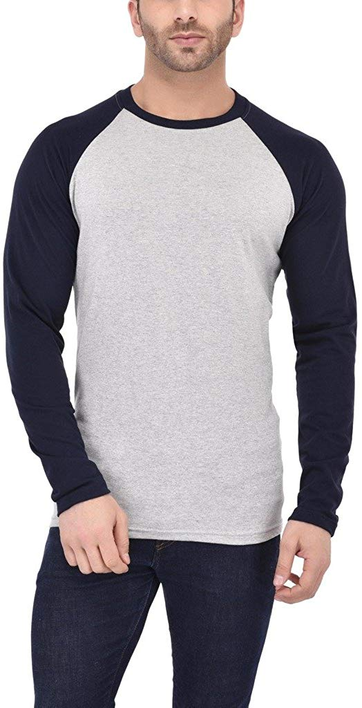 Katso Men's Cotton Round Neck T-shirt