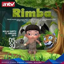 kartun-rimba-film-animasi-video-antv-buatan-indonesia
