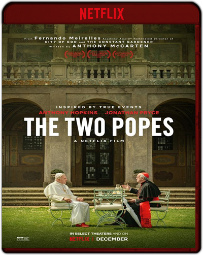 The Two Popes (2019) 1080p NF WEB-DL