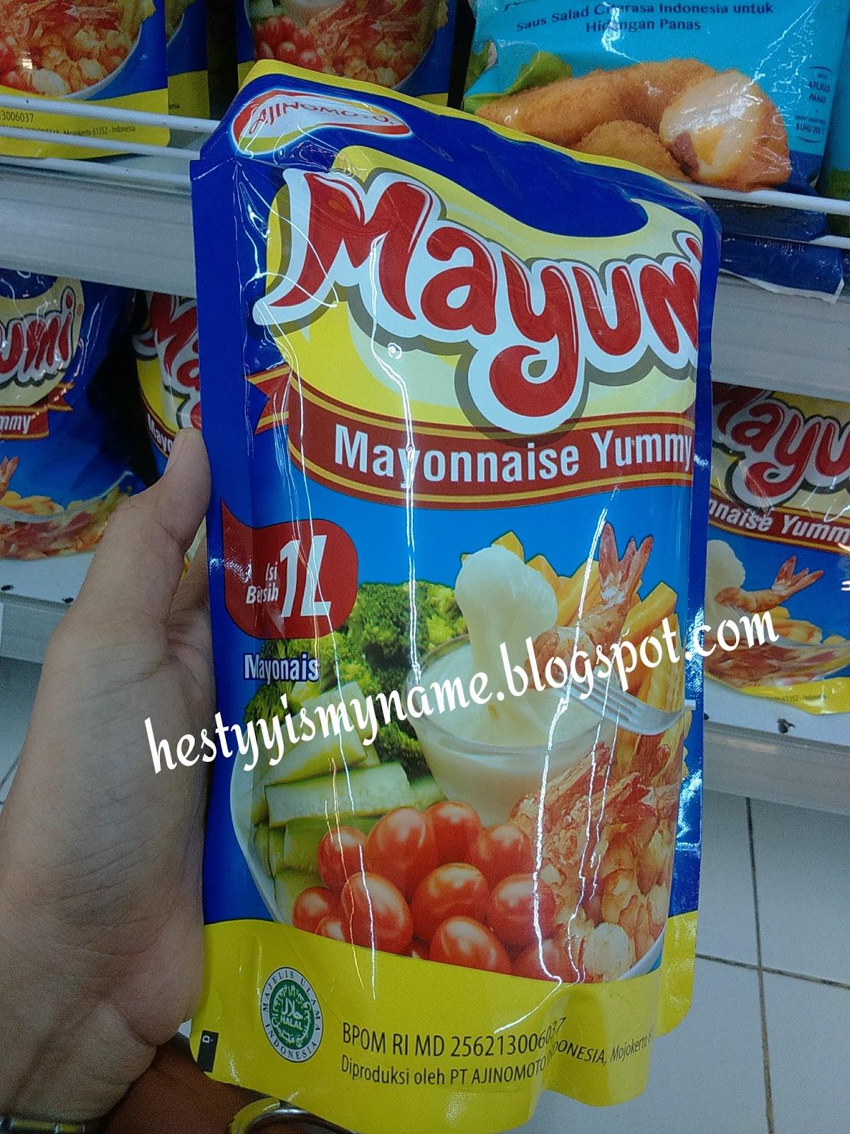 Tag: Cara Membuat Mayonaise Salad Buah dan Sayur