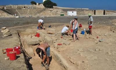 Ανασκαφές του Πανεπιστημίου Νέας Υόρκης σε Γερόνησσο και Λιμάνι Μανίκη