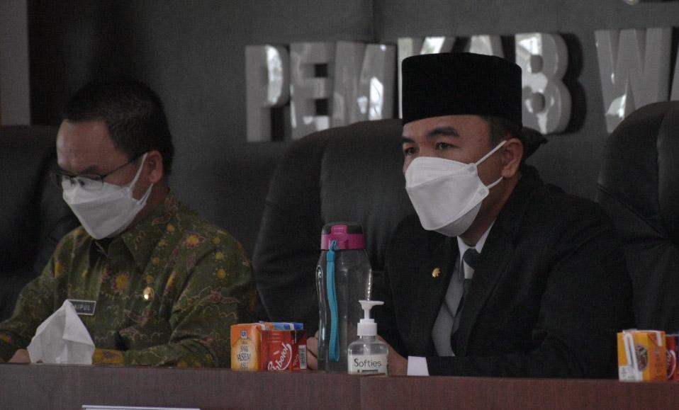 Pimpin Musrenbang RPJM Adipati Berharap RPJMD 2021/2026 Segara Disahkan