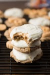 Pumpkin Spice Marshmallow Cookies - Top Recipes On The Internet