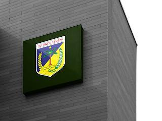 desain papan nama logo provinsi sulawesi tengah - kanalmu