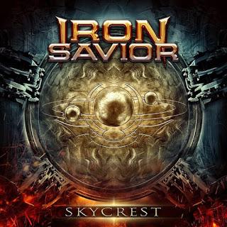 """Ο δίσκος των Iron Savior """"Skycrest"""""""
