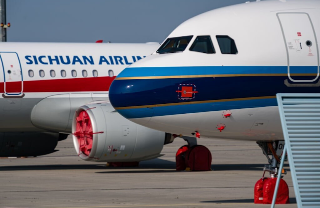 United States DOT bans Chinese airlines from flying beginning mid-June